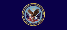 Flag of the United States Department of Veterans Affairs