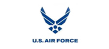 US Air Force Logo Solid Colour